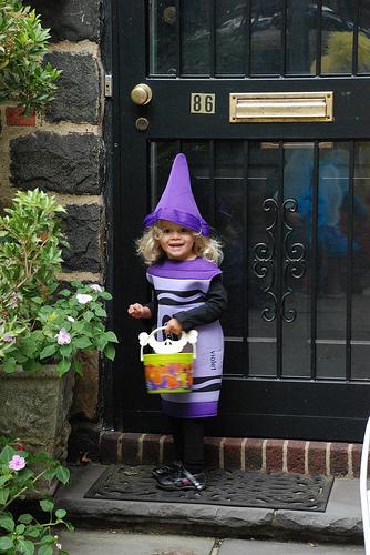 Child Labor Shouldn't Haunt Halloween