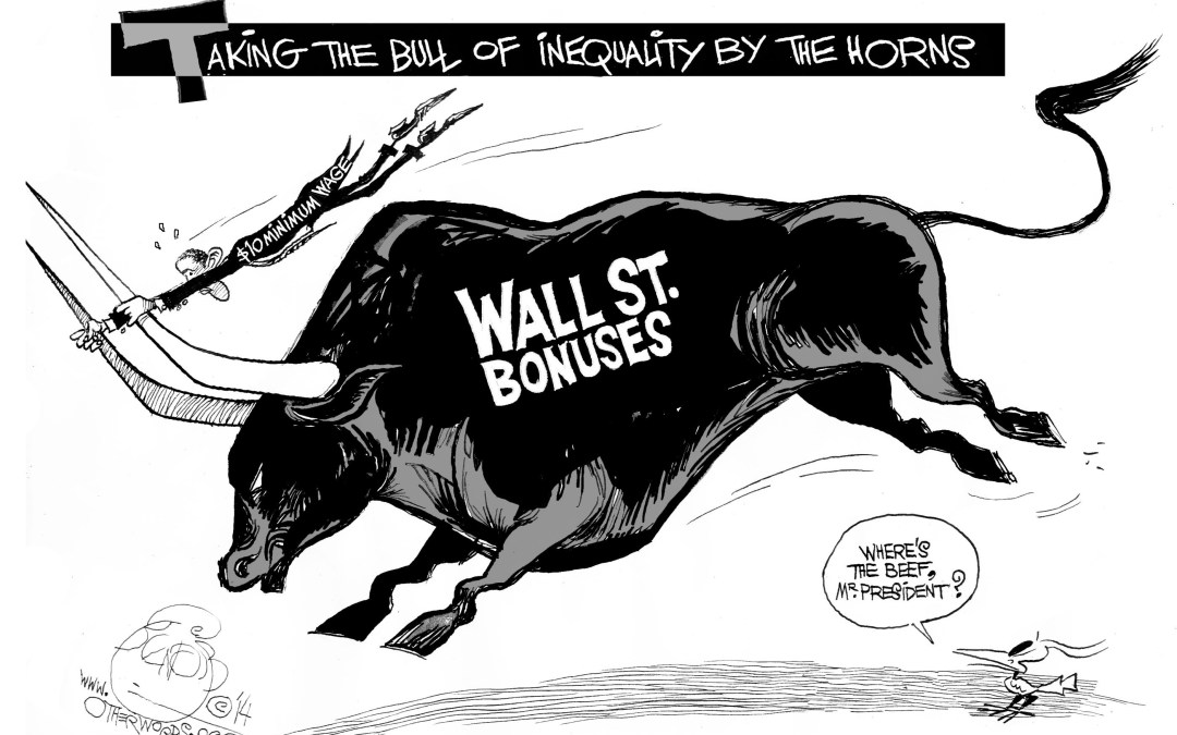 Wall Street Charges Ahead