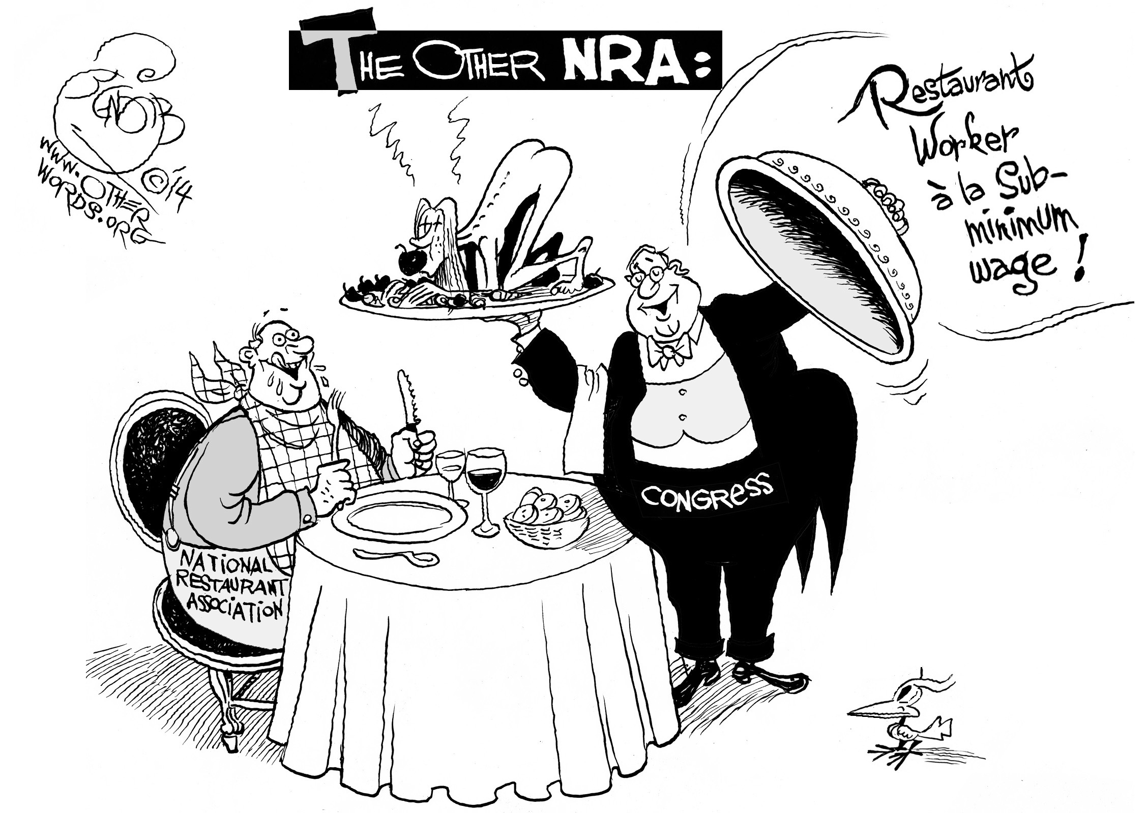 When Congress Serves The Other Nra