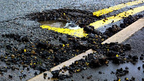 Close Loopholes, Fix Potholes