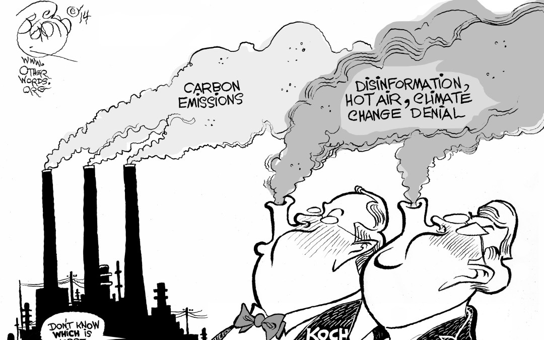 Curbing Carbon Pollution at the Source
