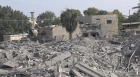 Destruction of Gaza