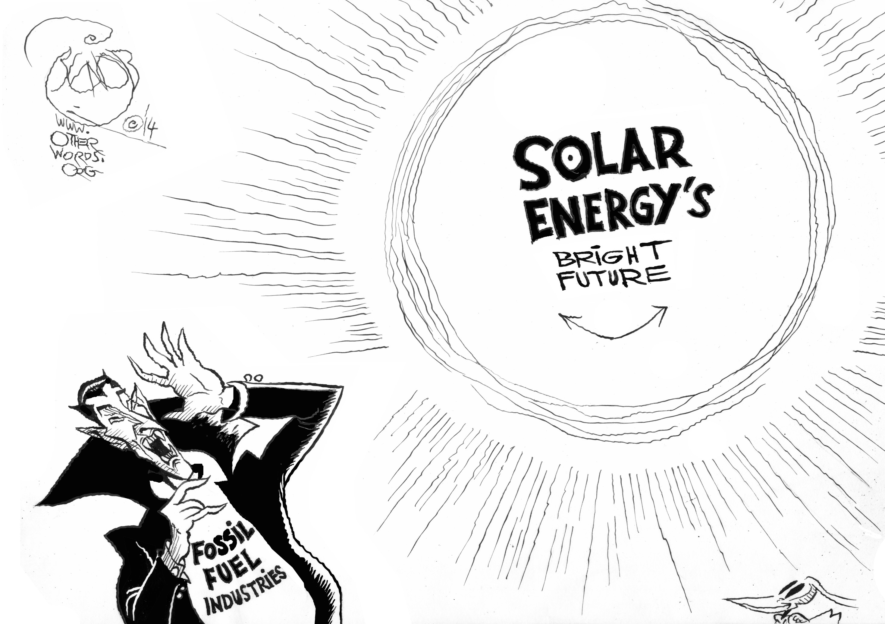 Solar Power Gets Hot Hot Hot