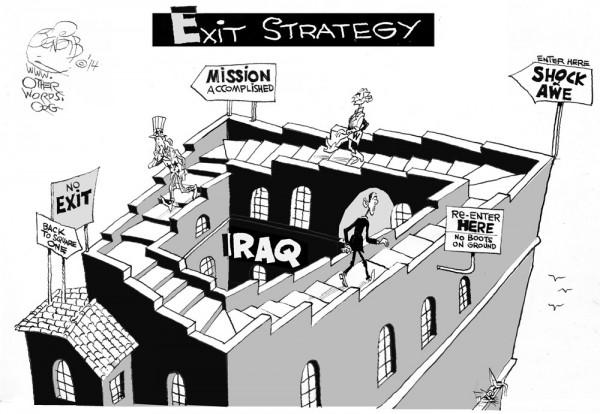 (Cartoon: Khalil Bendib / OtherWords.org)