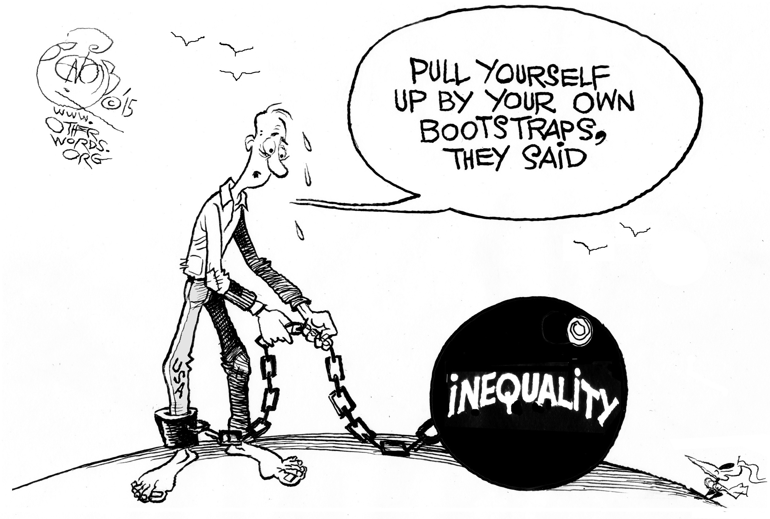 Inequality Is Costing Us Big Time
