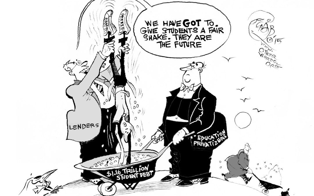 Student Debt Collectors