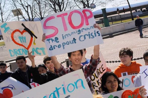 Immigrant Dropout Crisis