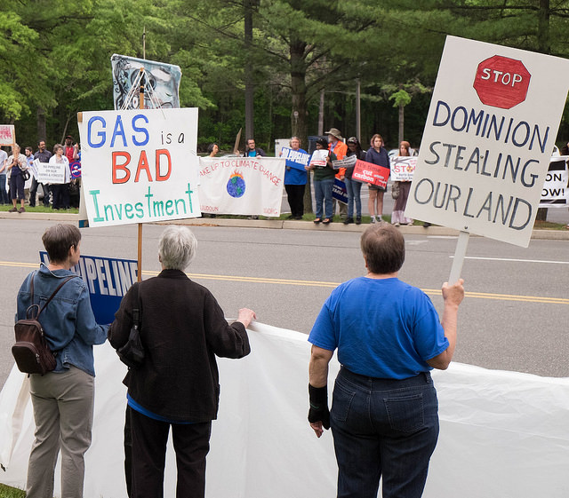 Virginia Is for Dirty-Energy Lovers