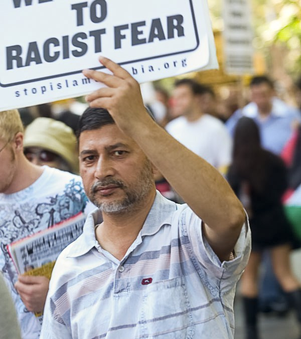 Racists Look Emboldened. They're Actually Terrified.