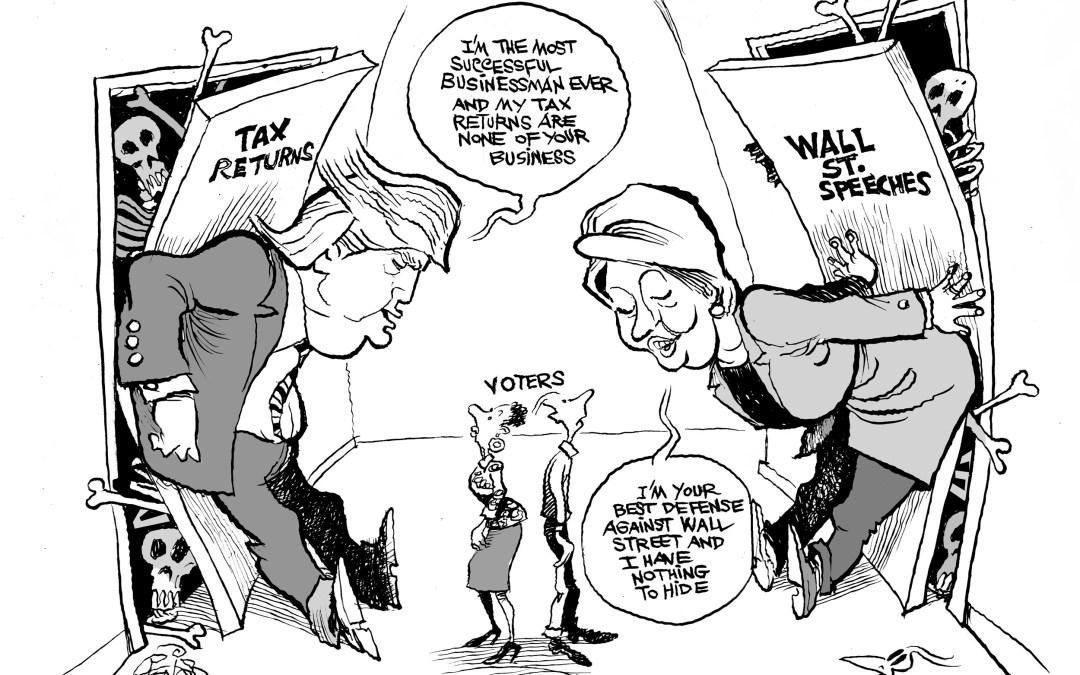 Bipartisan Closets
