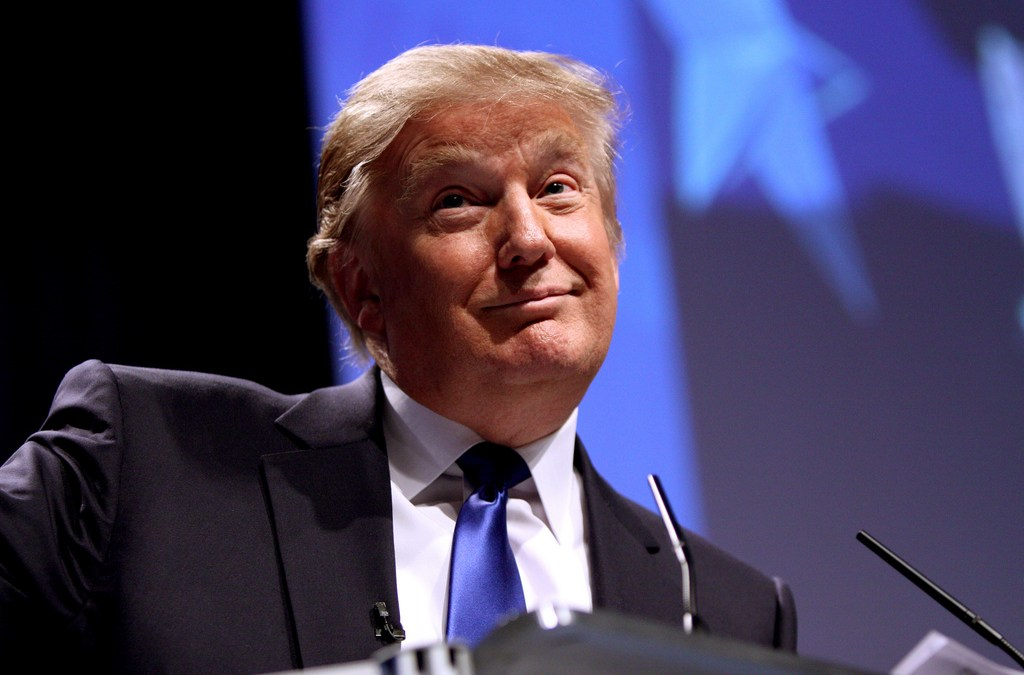 There's No More Denying It: Trump Is Openly Racist