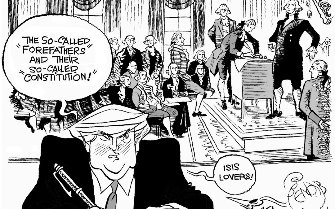 Constitutional Government. Sad!