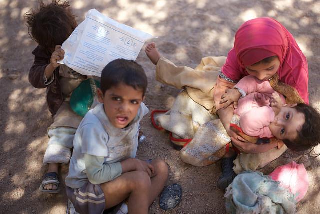 It's on Us to Stop the War in Yemen