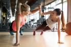 white-women-yoga-exercise