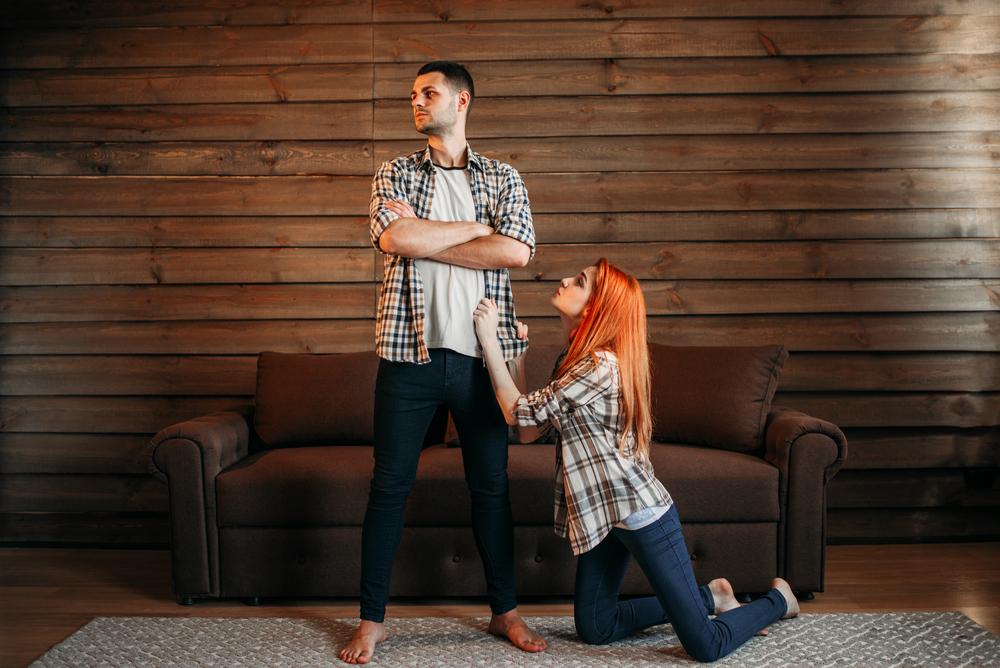 Stop Making Women Apologize