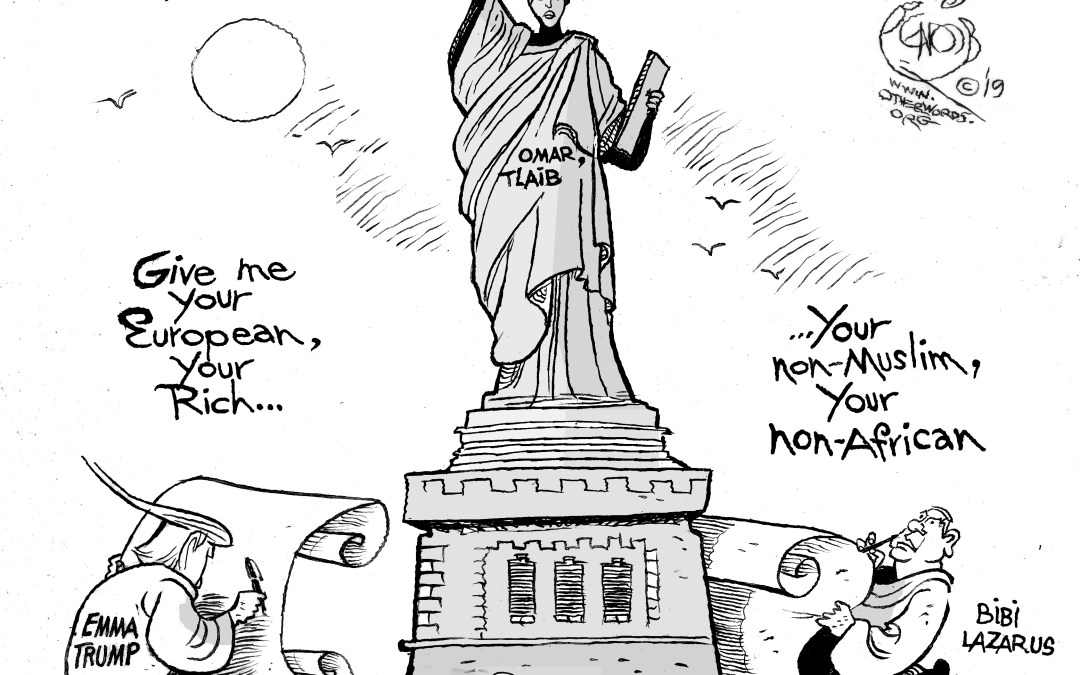 The Statue of Liberty, Revised