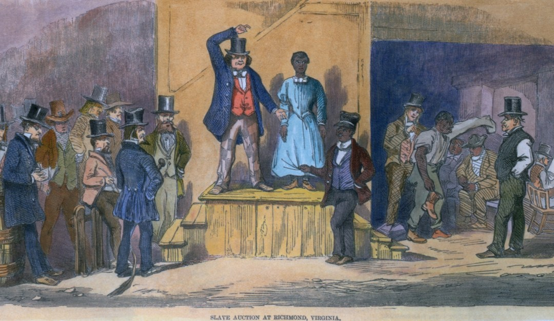 400 Years After Slavery's Start, No More Band-Aids