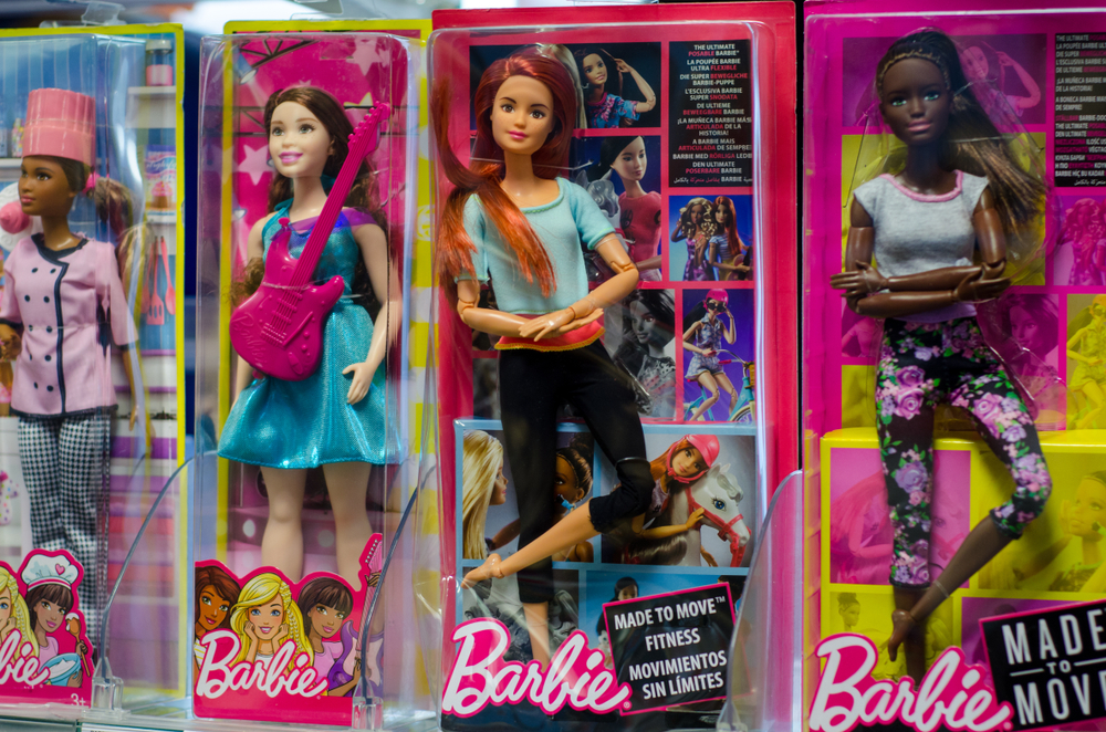 Where Is 'Line Worker Barbie'?