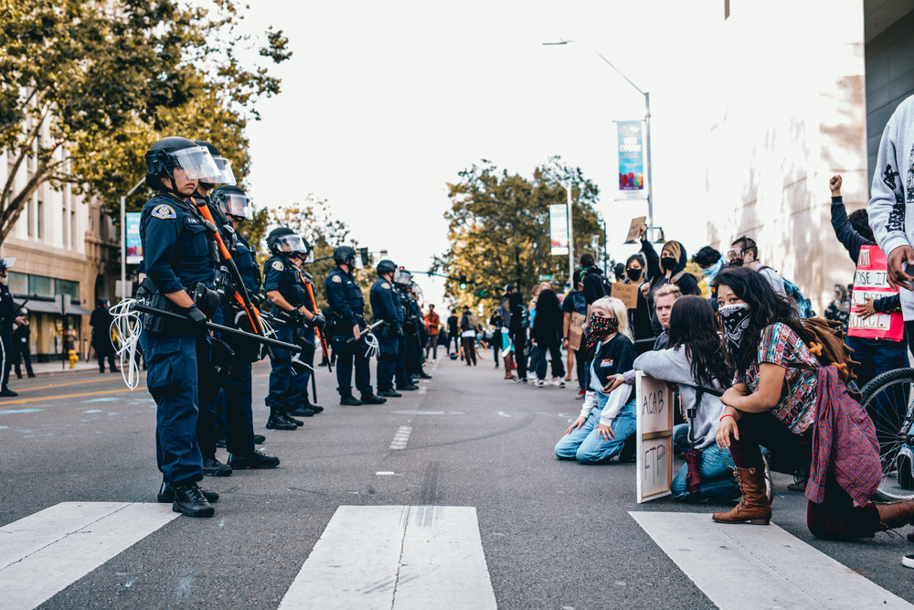 Keep Your Eye on What's Important: Ending Police Brutality