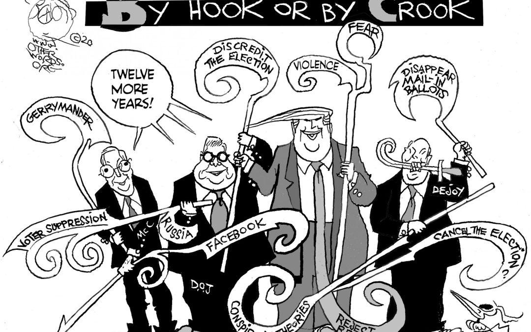 By Hook or Crook