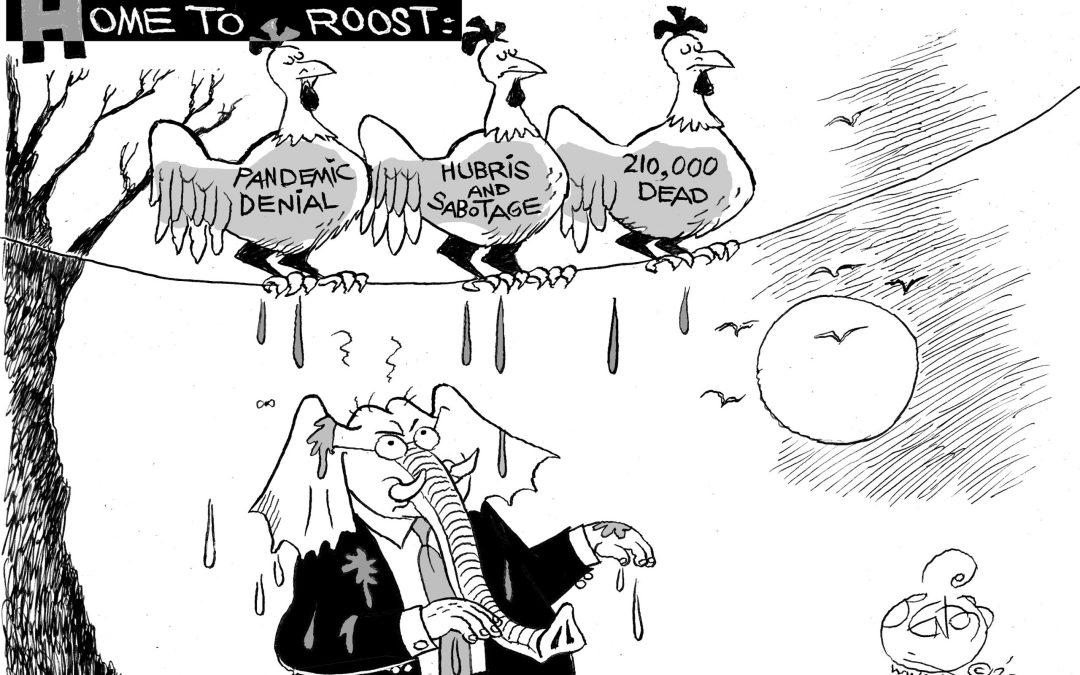 The GOP's Chickens Come Home to Roost