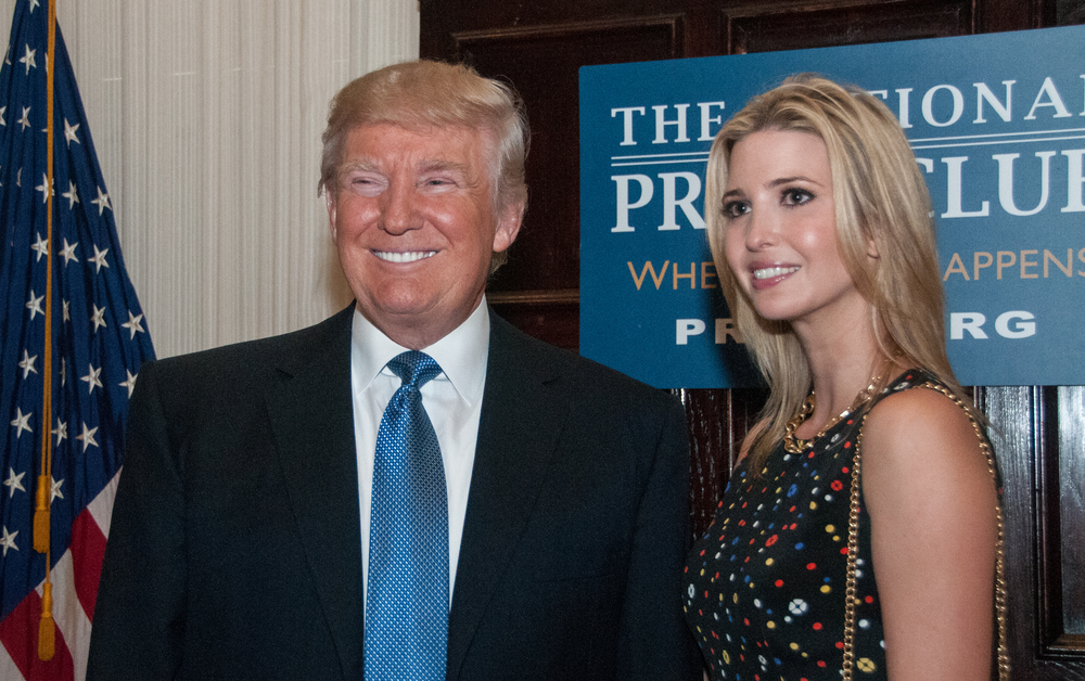How Taxpayers Funded 'Consulting Fees' for Ivanka Trump