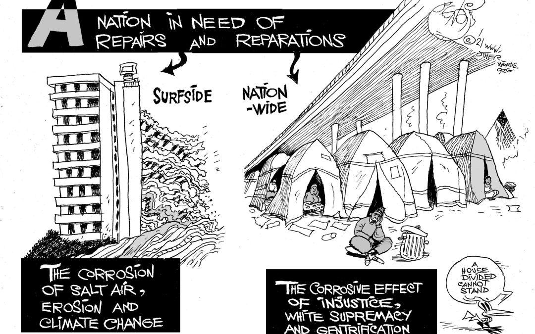 In Need of Repair and Reparations