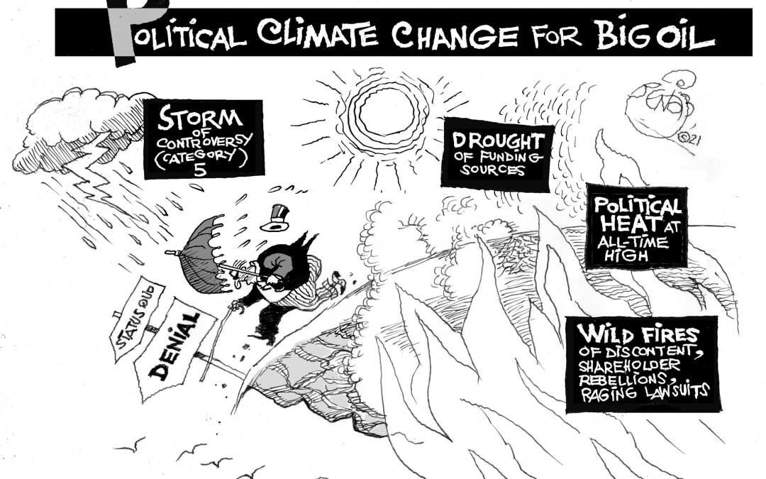 Political Climate Change