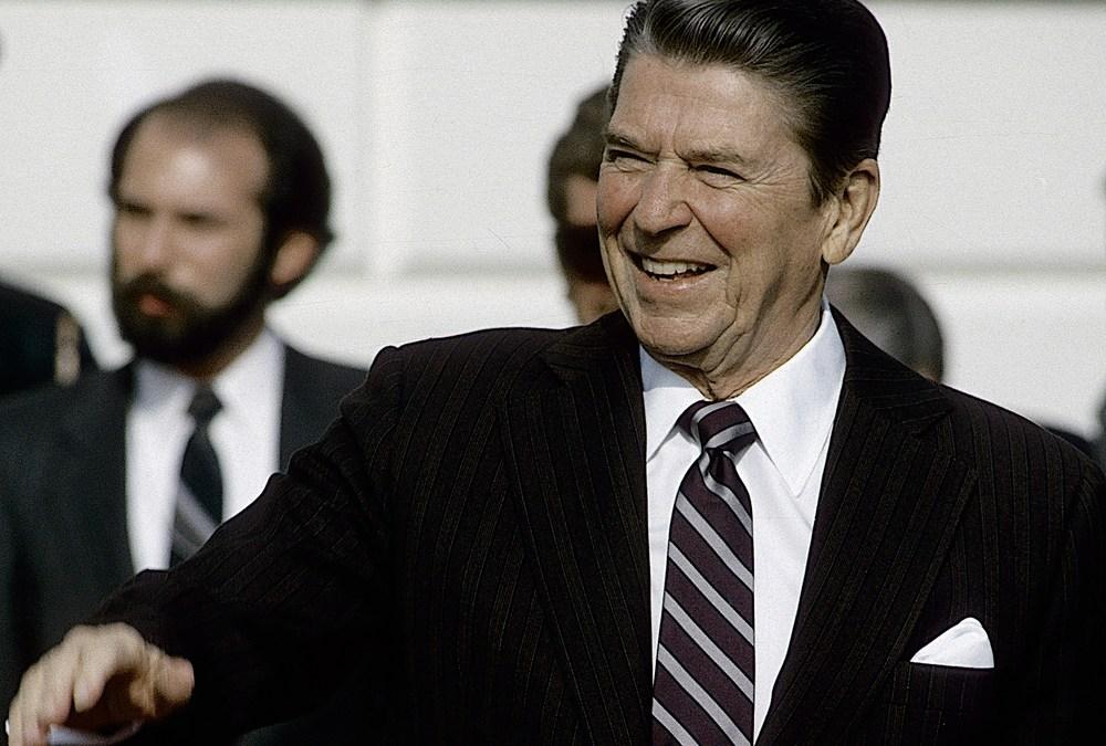 Reagan's Legacy for Women