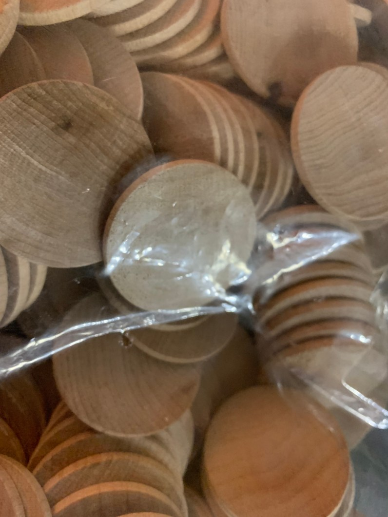 Wooden Chips!