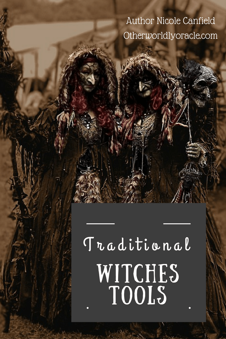 Witches and their Tools