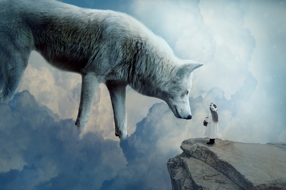Wolf Goddess, Artemis