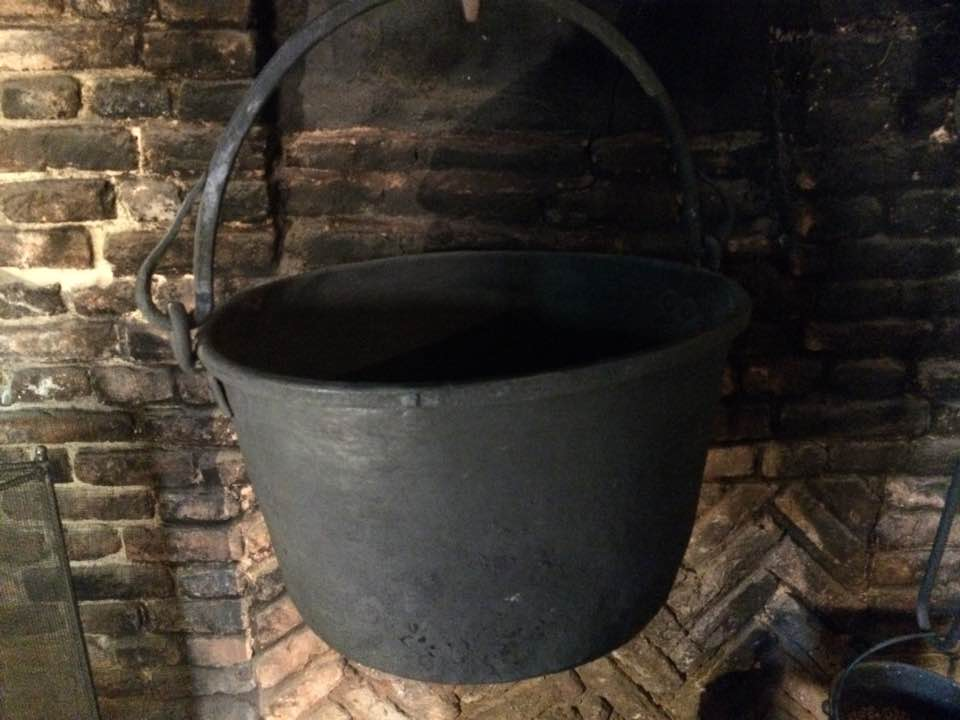 The cauldron is a kitchen witch's number one tool in cooking a magical meal