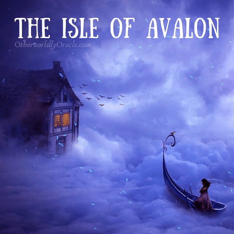 The Magical Isle of Avalon: Goddesses, Plants and More
