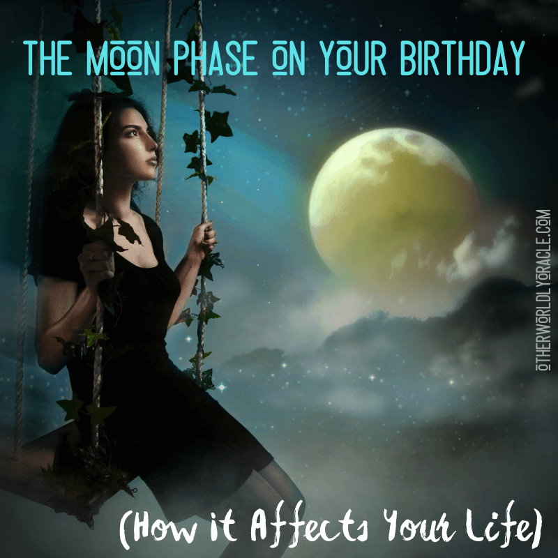 What's the Meaning of the Moon Phase on YOUR Birthday?