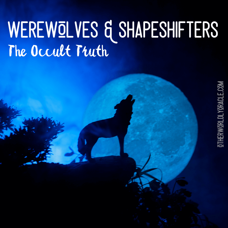 Werewolves & Shapeshifters: The Occult Truth