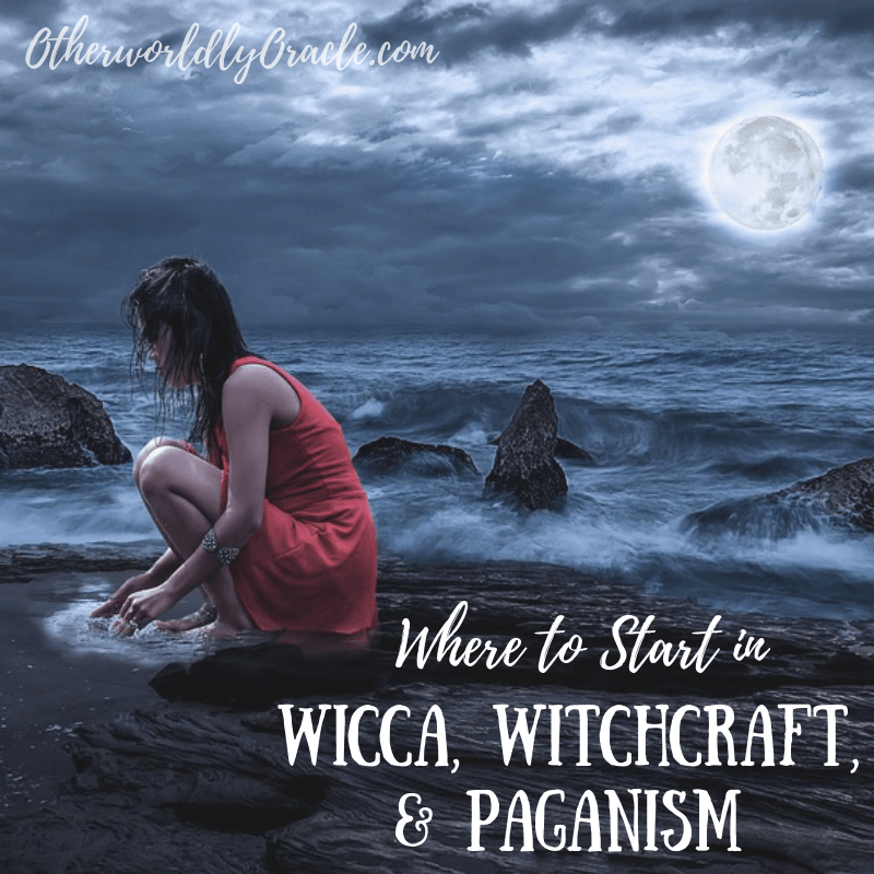 Beginner Wiccans, Pagans, and Witches: Books, Steps, Resources