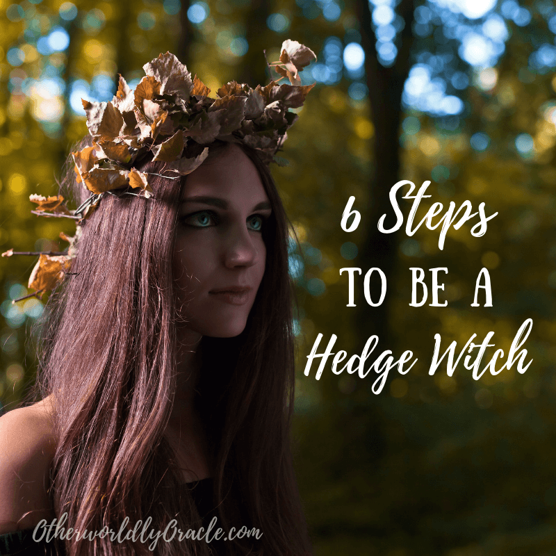 How to Become a Hedge Witch