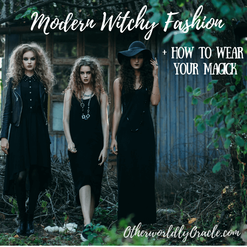 Modern Day Fashion: Witchy Bohemian Clothing & How to Wear Magick