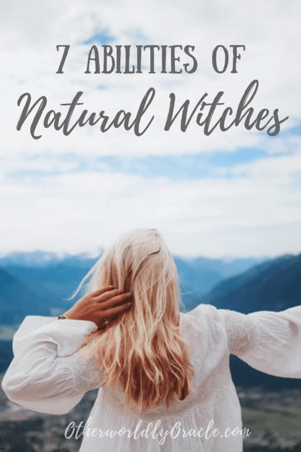 Magical Powers of the Natural Witch