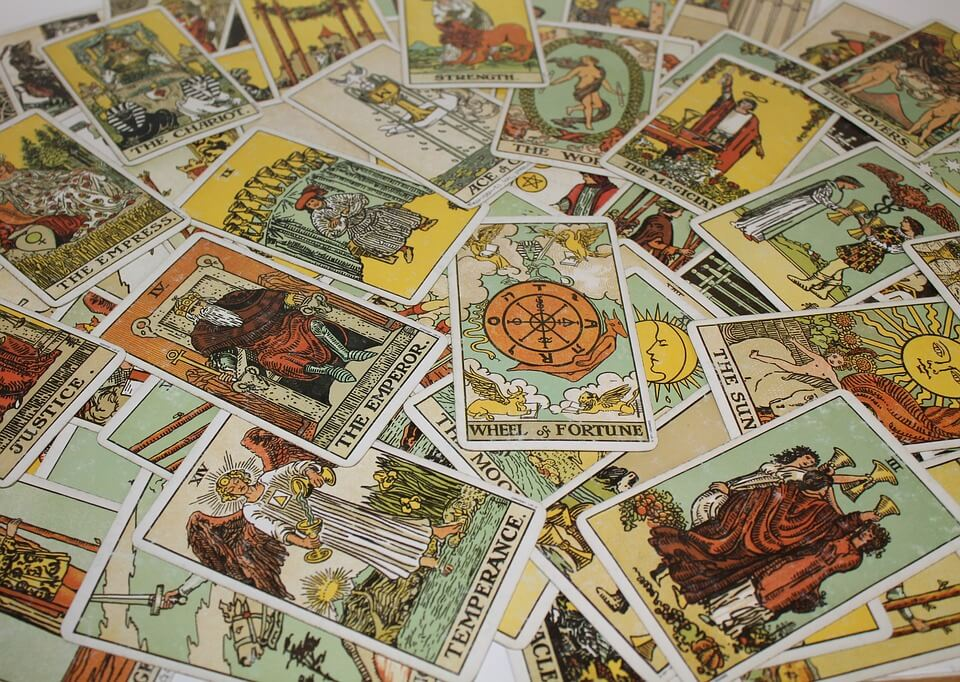Tarot is one form of divination for beginners.