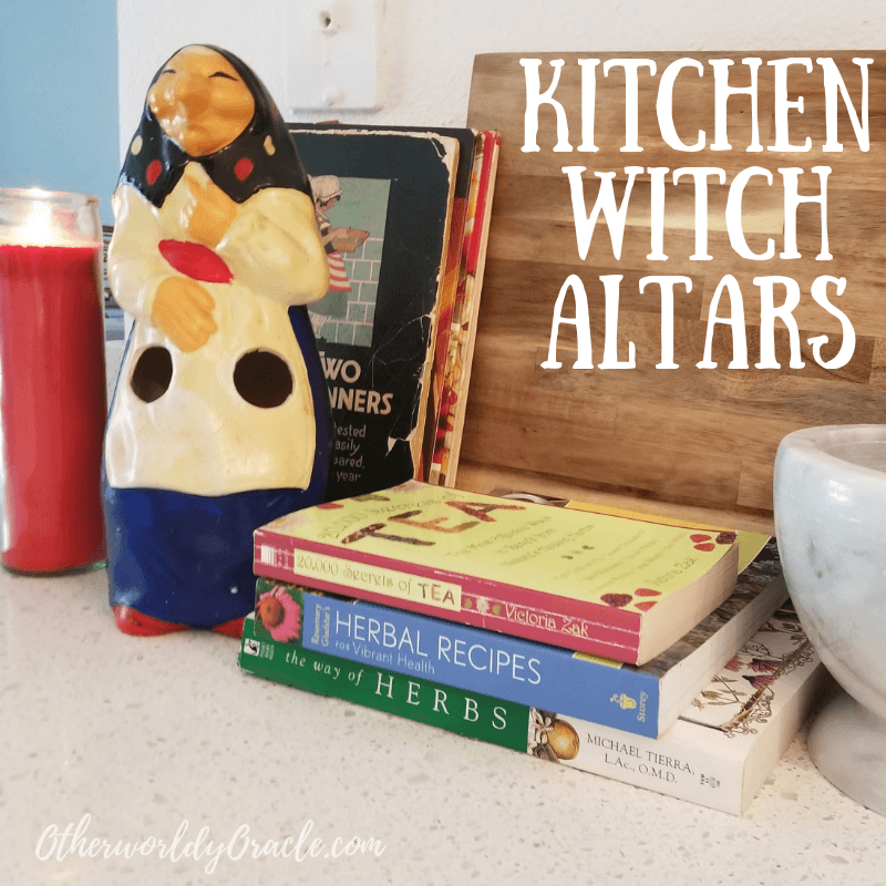 Kitchen Witch Altars: How to Create Your Own