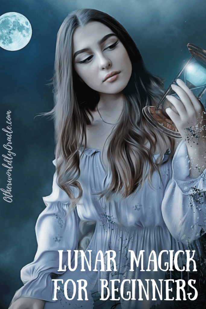 Lunar Magick for Beginners: moon phases, deities, simple moon rituals