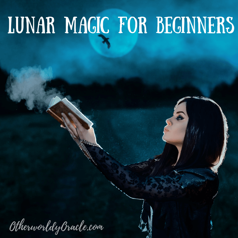 Lunar Magick for Beginners: Moon Phases, Correspondences, & More!