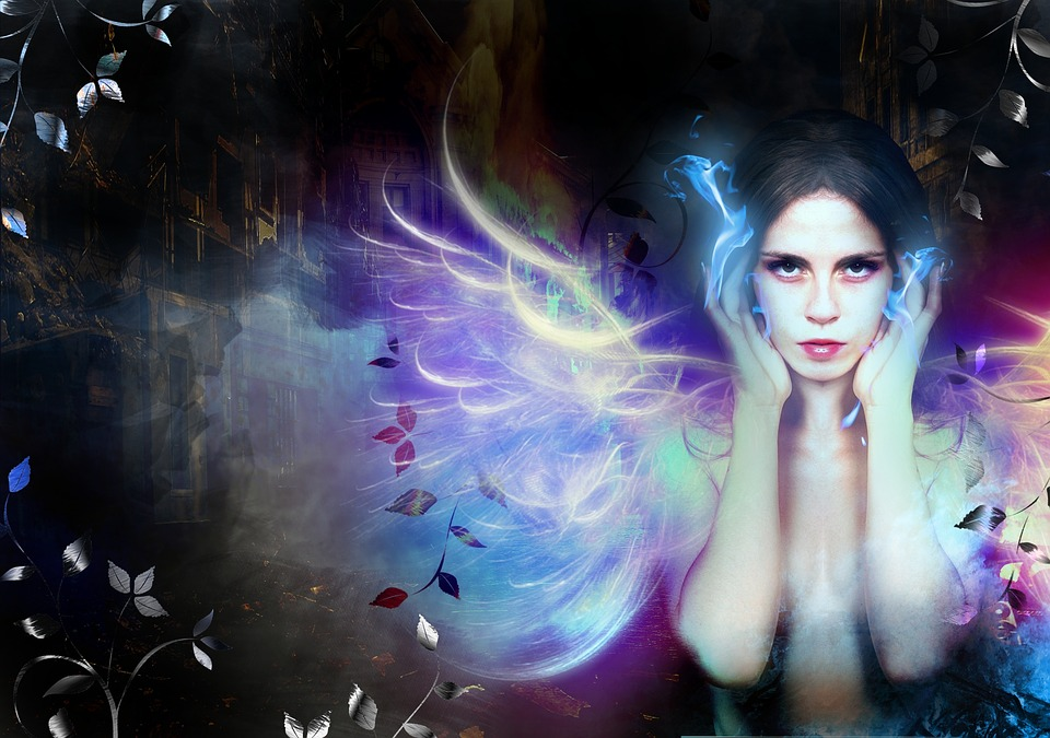 Fairy spirit guides are mischievous but fun and teach medicine and magic.