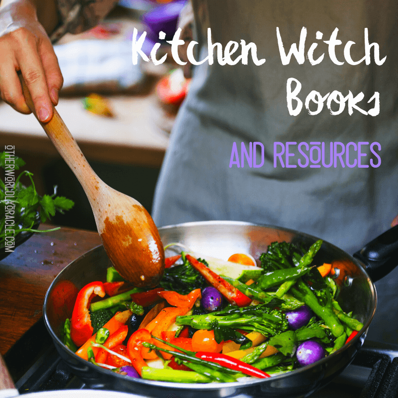 Kitchen Witch Books and Resources: Our Favorites List