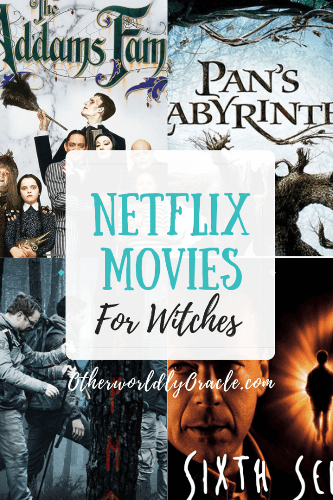 10 NETFLIX Movies Every WITCH Should Watch!!!