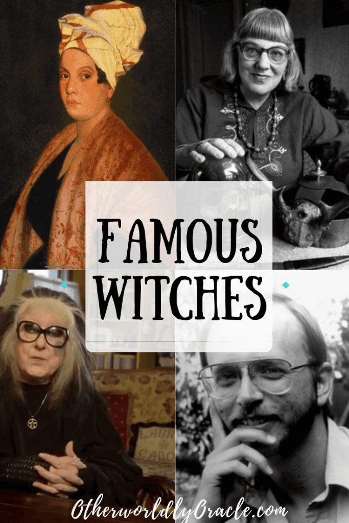 15 Famous Witches in History from Ancient to Modern Times!