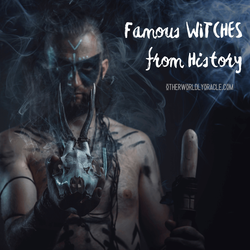 16 Famous Witches from History and Modern Times