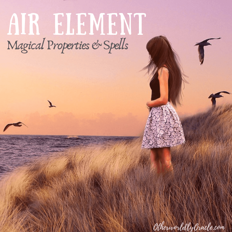 Air Element: Air Magical Properties and Air Spells for Beginner Witches